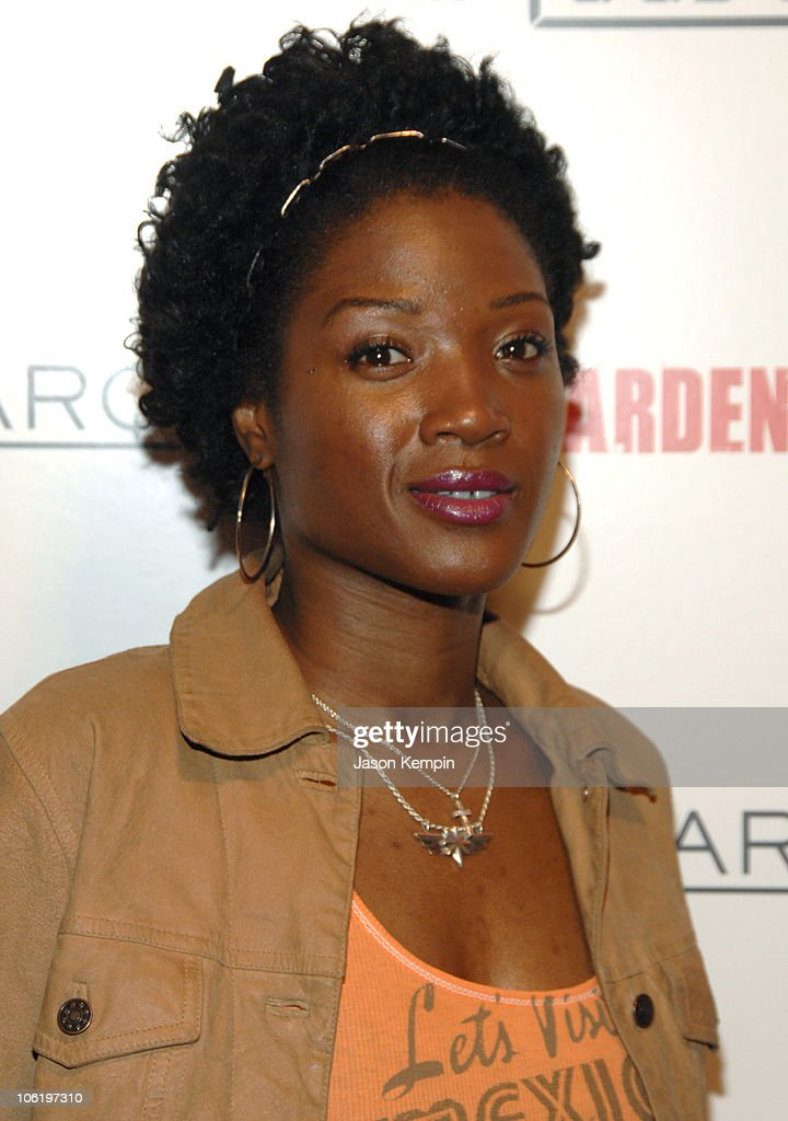 Yolonda Ross during 6th Annual Tribeca Film Festival - Premiere of 'Gardener Of Eden' - After Party at Marquee in New York City, New York, United States.