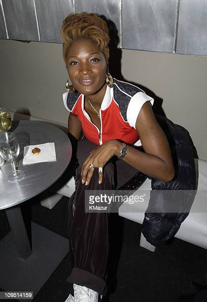 Yolonda Ross during Paid In Full Premiere AfterParty at SPA Nightclub in New York City New York United States