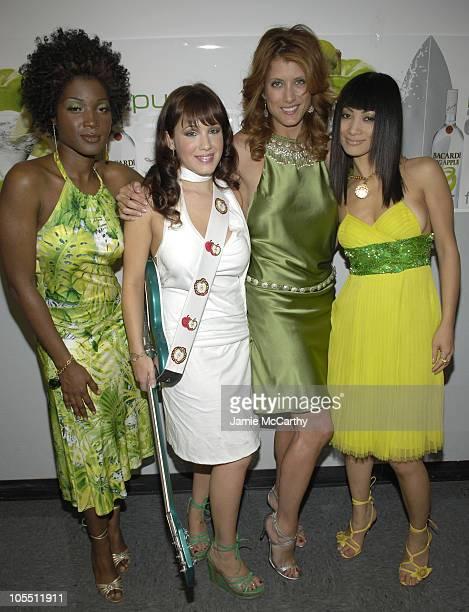 Yolonda Ross, Marla Sokoloff, Kate Walsh and Bai Ling