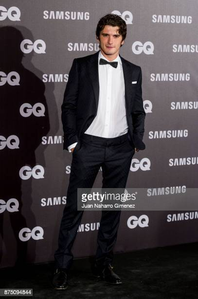 Yon Gonzalez attends 'GQ Men Of The Year' awards 2017 at The Westin Palace Hotel on November 16 2017 in Madrid Spain