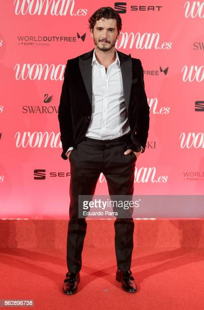 Yon Gonzalez attends the 'Woman 25th anniversary' photocall at Madrid Casino on October 18 2017 in Madrid Spain