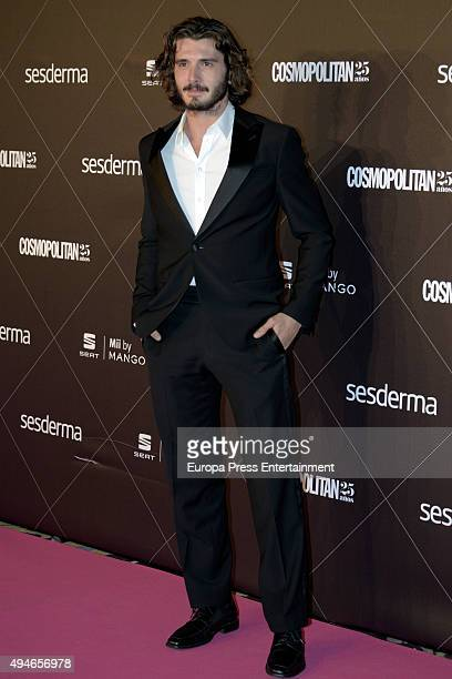 Yon Gonzalez attends VIII Cosmopolitan Fun Fearless Female Awards at Ritz hotel on October 27 2015 in Madrid Spain