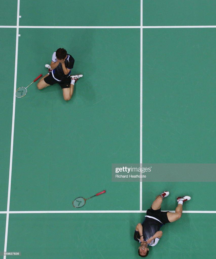 Olympics Day 9 - Badminton