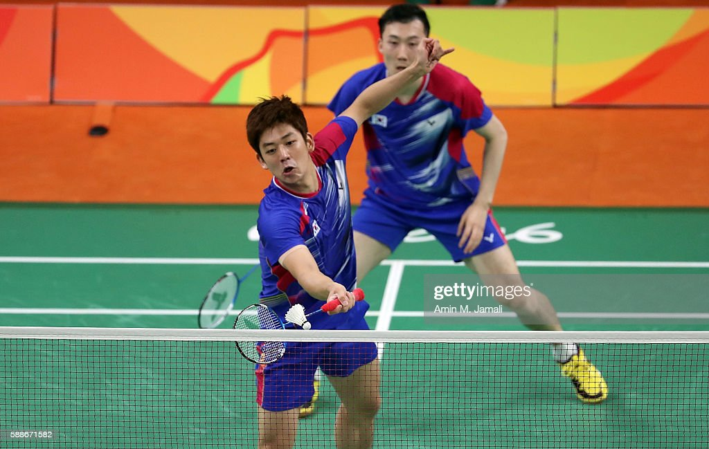 Badminton - Olympics: Day 7 : News Photo