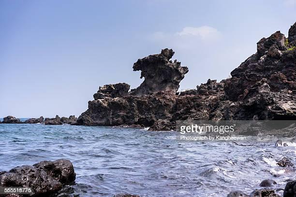 Yongduam Rock (Dragon head rock)