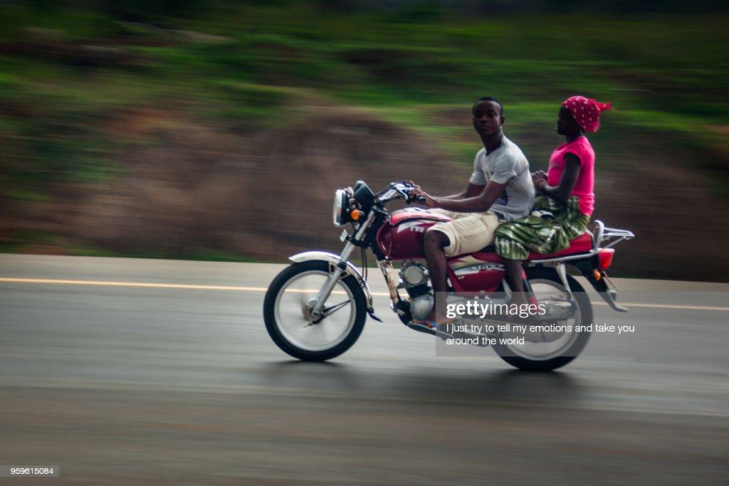 Yongoro, Sierra Leone, West Africa : Stock-Foto