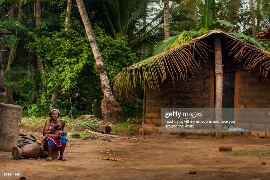 Yongoro, Sierra Leone, West Africa : Stockfoto