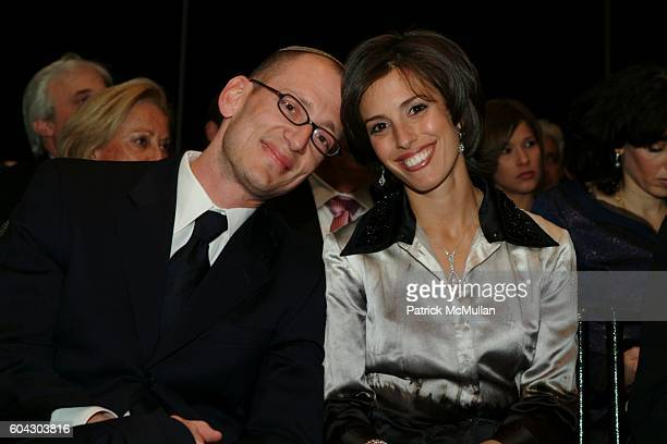 Yoni Leifer and Jamie Leifer attend American Friends of Shalva Annual Dinner at Pier 60 on March 5 2006 in New York City