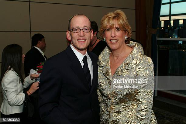 Yoni Leifer and Sherry Cohen attend American Friends of Shalva Annual Dinner at Pier 60 on March 5 2006 in New York City