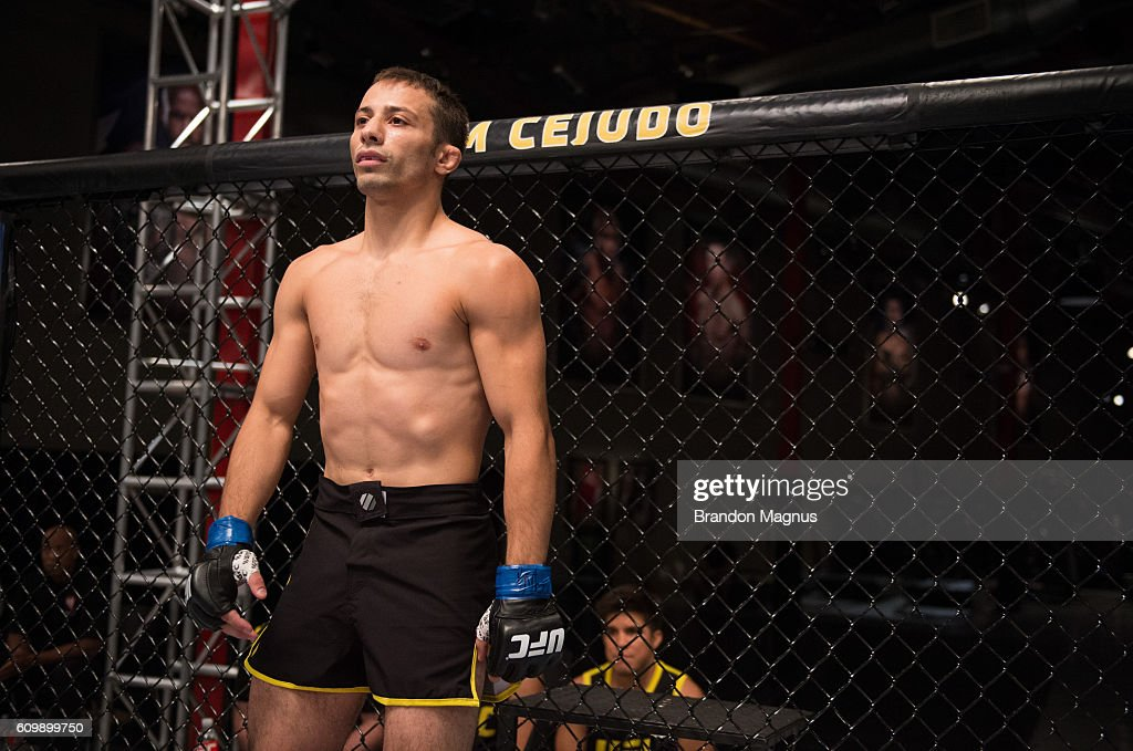 The Ultimate Fighter: Team Benavidez vs Team Cejudo : News Photo