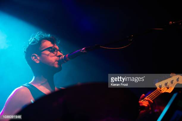 Yoni Wolf of Why performs at The Button Factory on September 17 2018 in Dublin Ireland