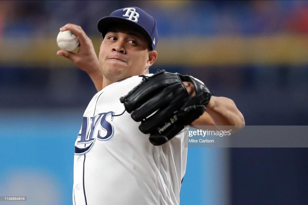 Los Angeles Dodgers v Tampa Bay Rays : News Photo