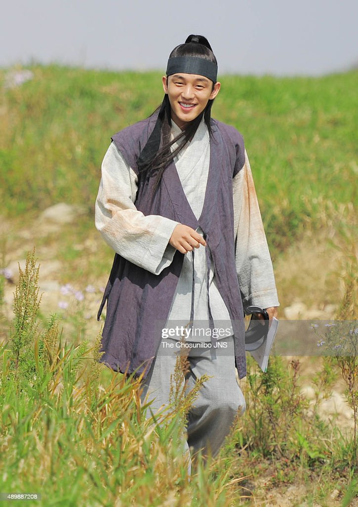 SBS Drama 'Six Flying Dragons' Filming : Nieuwsfoto's