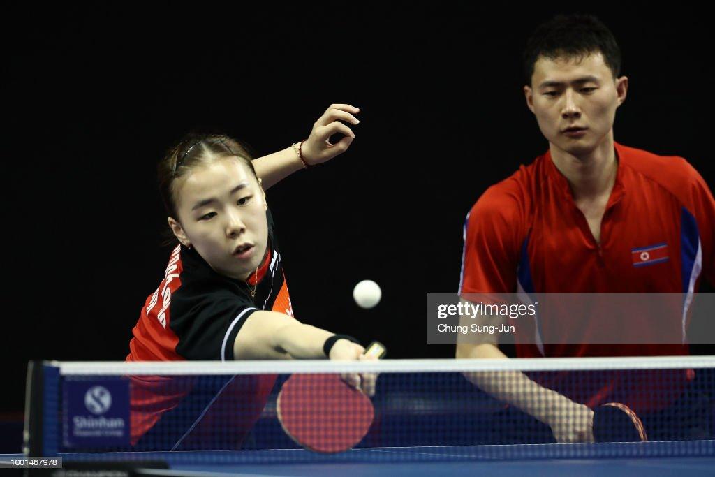 Shinhan Korean Open - Day 1