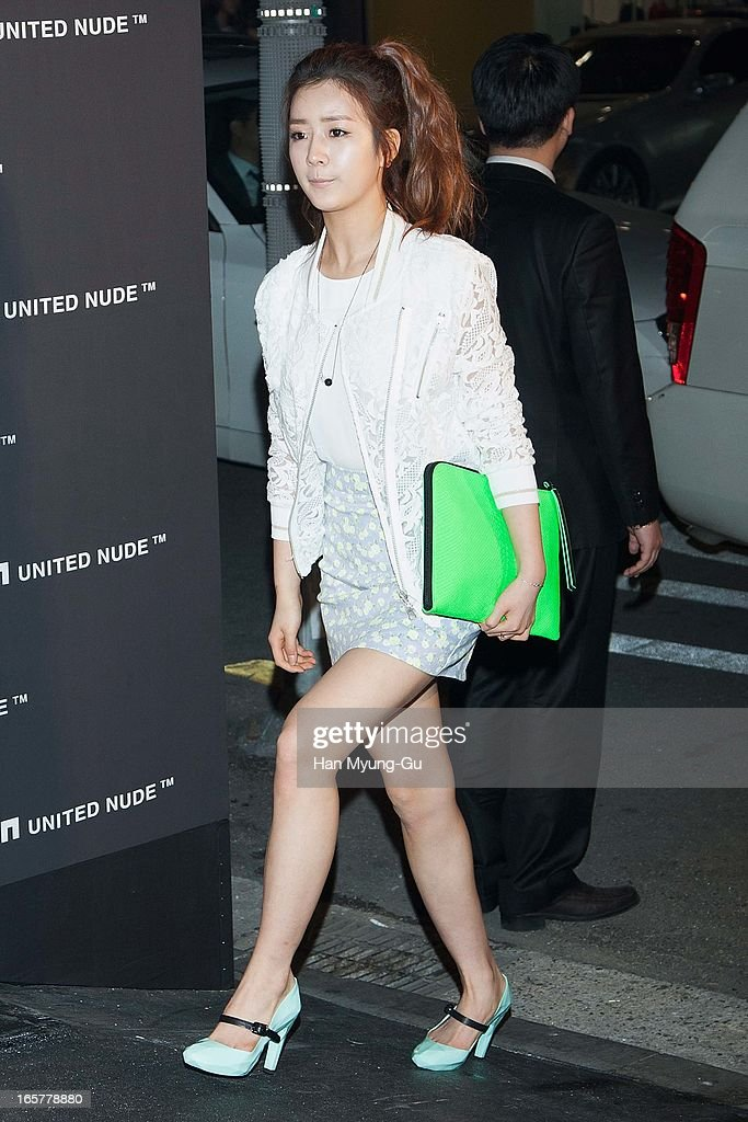 Yoon Bo-Mi Of South Korean Girl Group A Pink Poses For Media The News Photo  Getty -4070