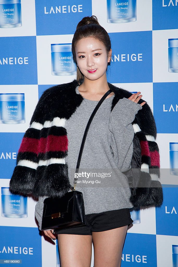 Laneige Launch Party In Seoul : News Photo
