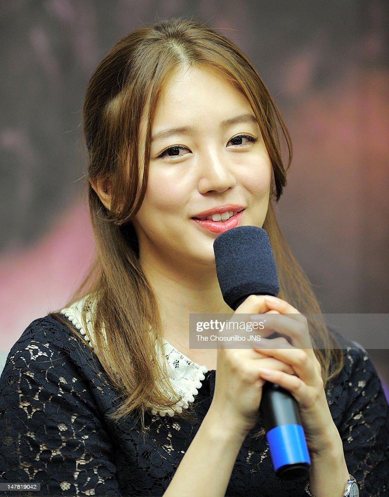 KOR: 2012 KBS 'Road For Hope' Press Conference