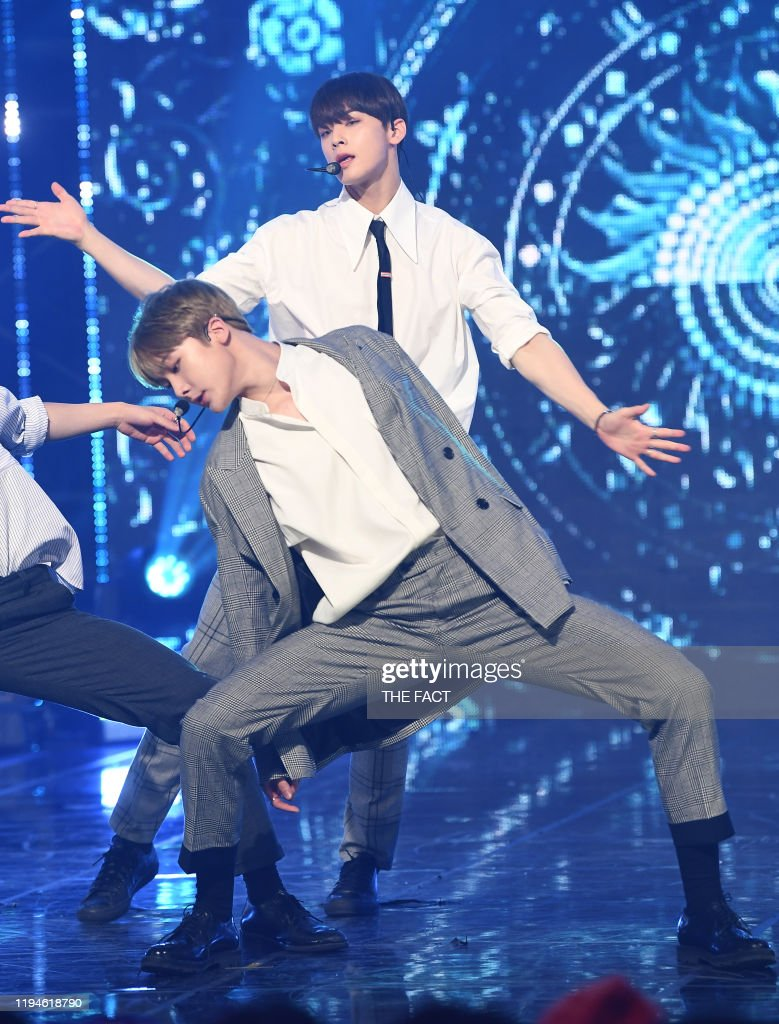 MBC Music Channel 'Show Champion' Live Broadcast : News Photo