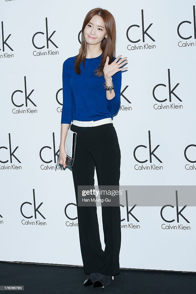 Calvin Klein 2013 F/W Live Model Presentation In Seoul