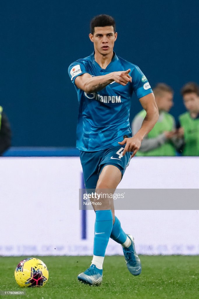 FC Zenit Saint Petersburg v FC Tom Tomsk - Russian Cup Last 16 : News Photo