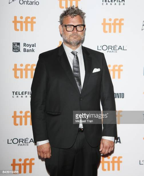 Yorick van Wageningen arrives to the premiere of 'Papillon' 2017 TIFF Premieres Photo Calls and Press Conferences held during the 2017 Toronto...