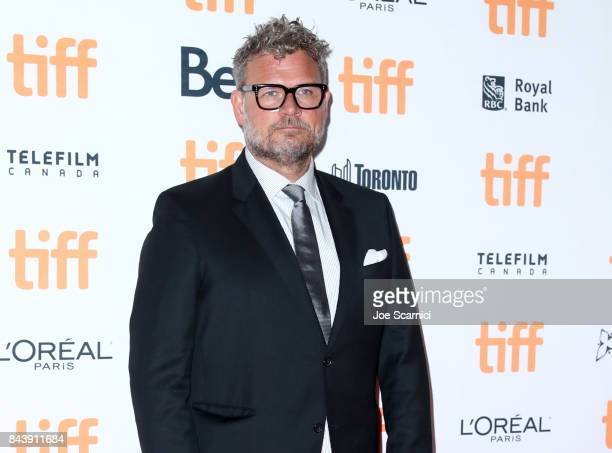 Yorick van Wageningen attends the 'Papillon' premiere during the 2017 Toronto International Film Festival at Princess of Wales Theatre on September 7...