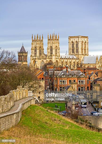 york city center - fortified wall stock pictures, royalty-free photos & images