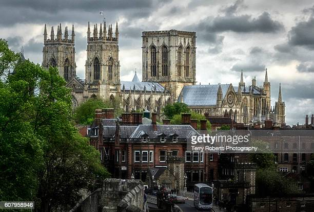 york minster - york minster stock photos and pictures