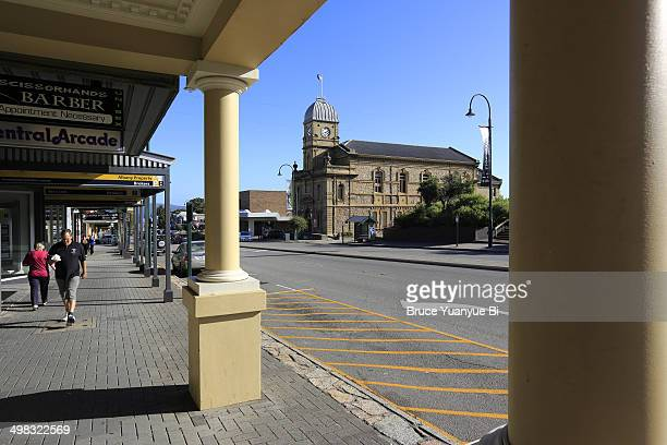 York Street and Town Hall