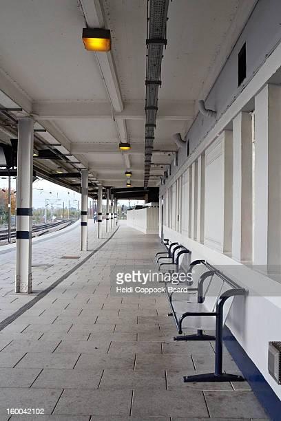 york train station - heidi coppock beard - fotografias e filmes do acervo