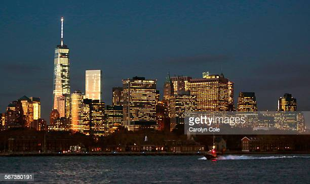 YORKNov 3 2014One World Trade Center opened today on November 3 thirteen years after the attacks of Sept 11 2001 Employees of magazine publisher...