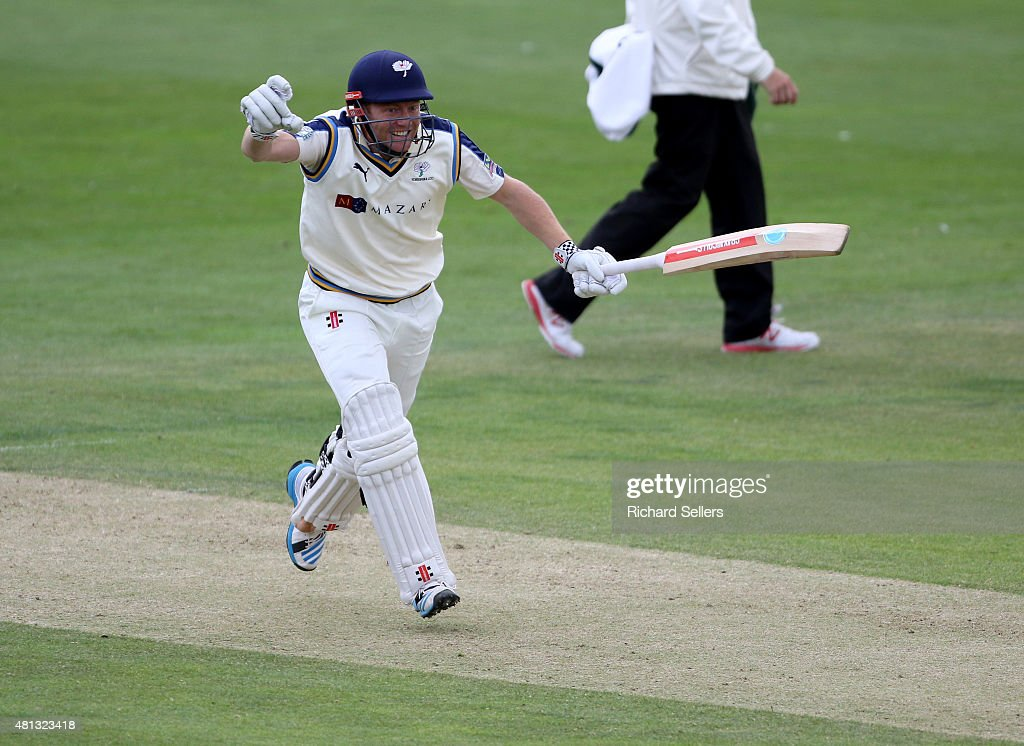 Yorkshire v Worcestershire - LV County Championship