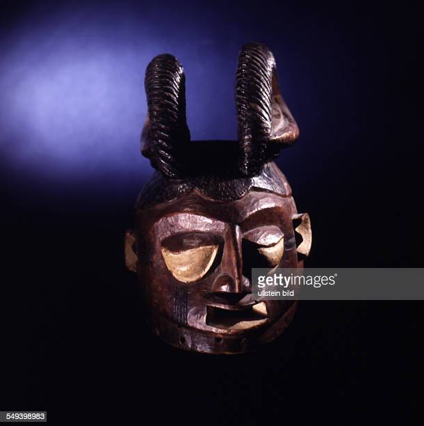 Yoruba The Gelede a men s association honoring the special powers of women holds its principial festival at the time of planting Gelede masks with...