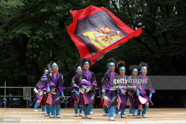 Yosakoi is a unique style of dance that originated in Japan. Yosakoi started in the city of Kochi in 1954, as a modern rendition of Awa Odori, a...