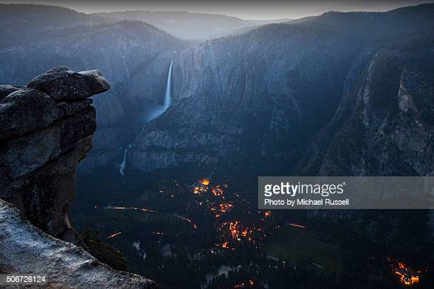 Yosemite by Starlight