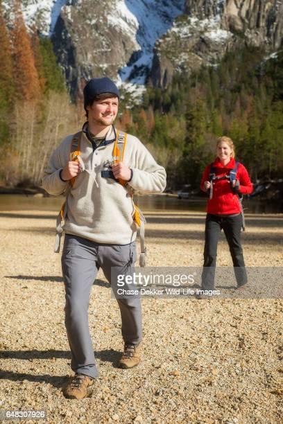 Yosemite Hikers