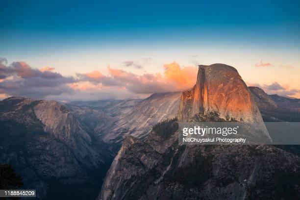 yosemite national park, california. usa - yosemite nationalpark imagens e fotografias de stock