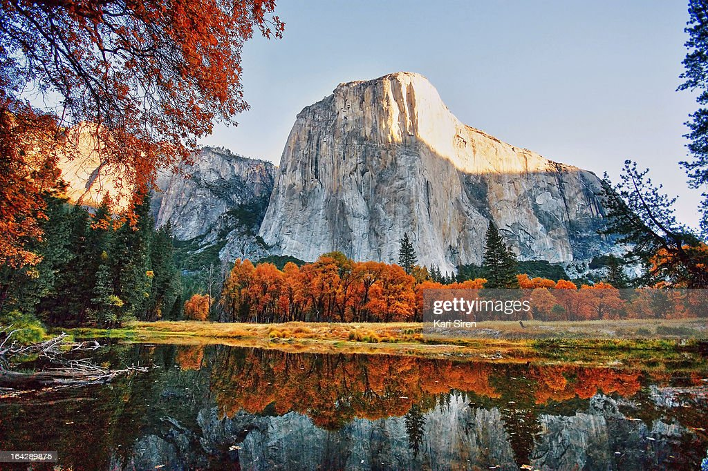 Yosemite national park : Stock Photo