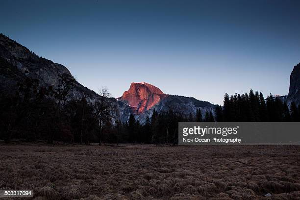 yosemite national park, sunset - stoking stock pictures, royalty-free photos & images