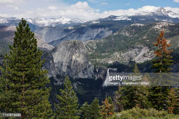yosemite nevada fall - sergei stock pictures, royalty-free photos & images