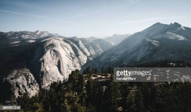 Yosemite Valley, from Half Dome