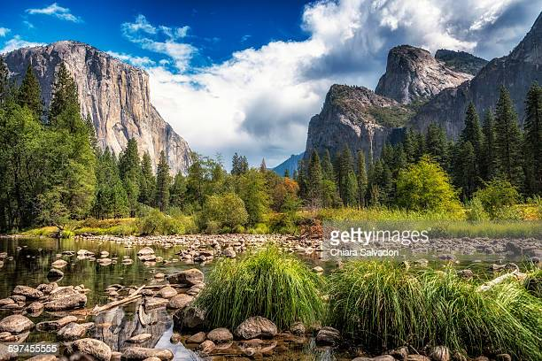 yosemite valley - yosemite nationalpark stock pictures, royalty-free photos & images