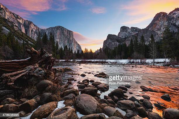 Yosemite's Gates of the Valley