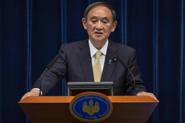 JPN: Japan Prime Minister Yoshihide Suga Announces State of Emergency