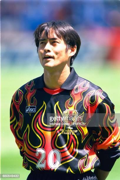 Yoshikatsu Kawaguchi Japan goalkeeper