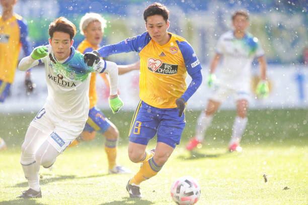 JPN: Vegalta Sendai v Shonan Bellmare - J.League Meiji Yasuda J1