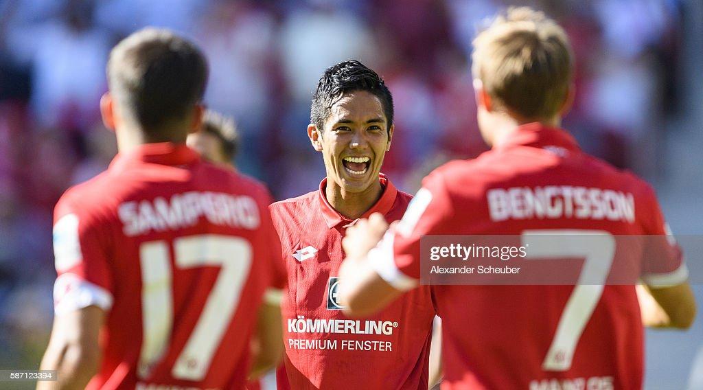 1. FSV Mainz 05 v FC Liverpool  - Friendly Match : News Photo
