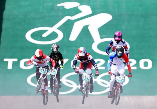 JPN: Cycling - BMX Racing - Olympics: Day 6