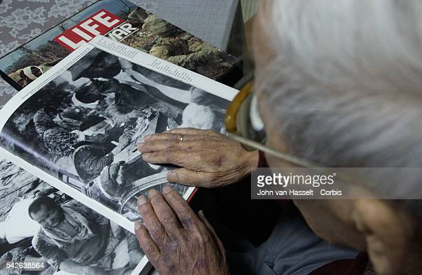 Yoshito Matsushige was the only photographer to have photographed on the very day the atomic bomb was dropped on Hiroshima He looks through his...