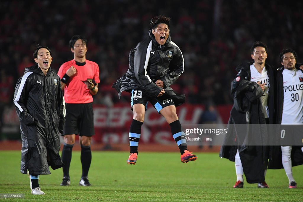 Kawasaki Frontale v Urawa Red Diamonds - 96th Emperor's Cup 4th Round : ニュース写真